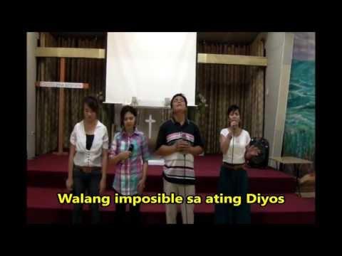 Walang Imposible sa ating Diyos (LHAM CHURCH)