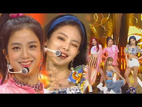 《DREAMLIKE》 BLACKPINK(블랙핑크) - FOREVER YOUNG @인기가요 Inkigayo 20180715