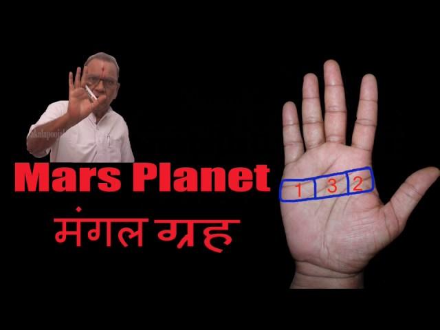 MARS PLANET (MANGAL GRAH)