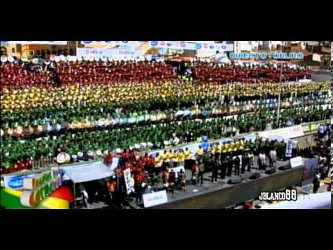 KHARUA - Bolivia mi patria (Caporal) 100%BOLIVIANA💓💛💚 from YouTube · Duration:  3 minutes 29 seconds