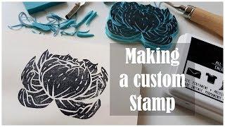 DIY Making a custom Stamp