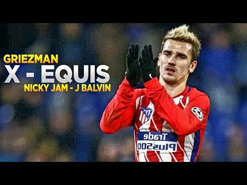 Antoine griezmann ⚫ X - (EQUIS) - Nicky...