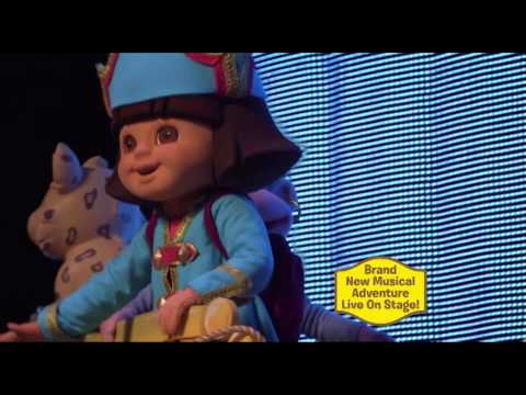 Opening To Dora The Explorer:Cowgirl Dora 2003 VHS ...