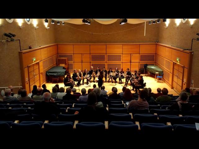 Blowsoc Saxophone Ensemble: Glenn Miller Medley