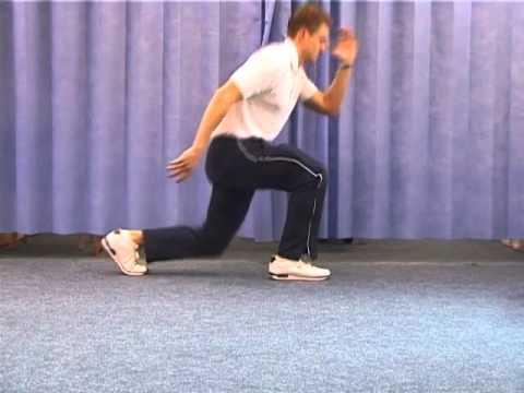 Single Leg Plyometric Sprint Jump Video Wmv