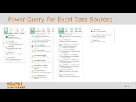 Power Query with Greg Low