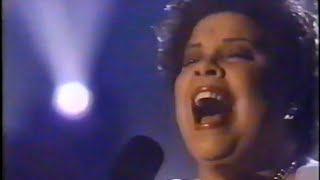 Patti Austin feat. Perri Sisters/Phil Perry- Through the Test of Time | Live 1991