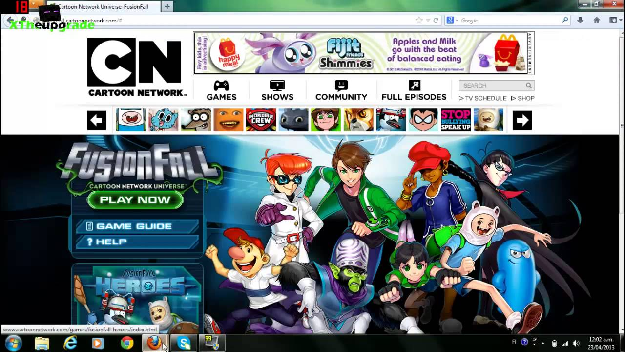 Fusionfallnew home page desing and how to play youtube fusionfallnew home page desing and how to play voltagebd Gallery
