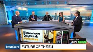 How Brexit Is Impacting U.K., EU Economies