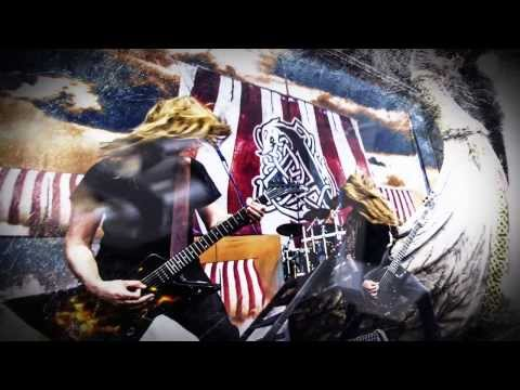"Amon Amarth ""As Loke Falls"" (LYRIC VIDEO)"