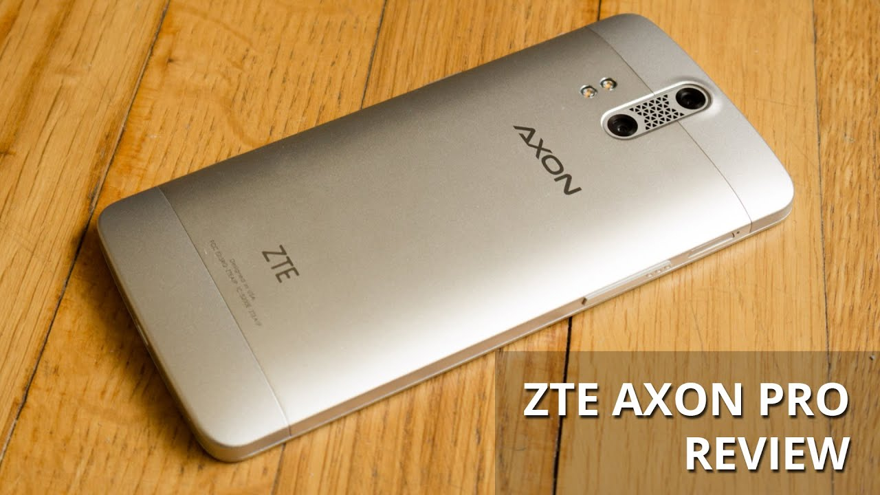 want web zte axon pro india probably the best