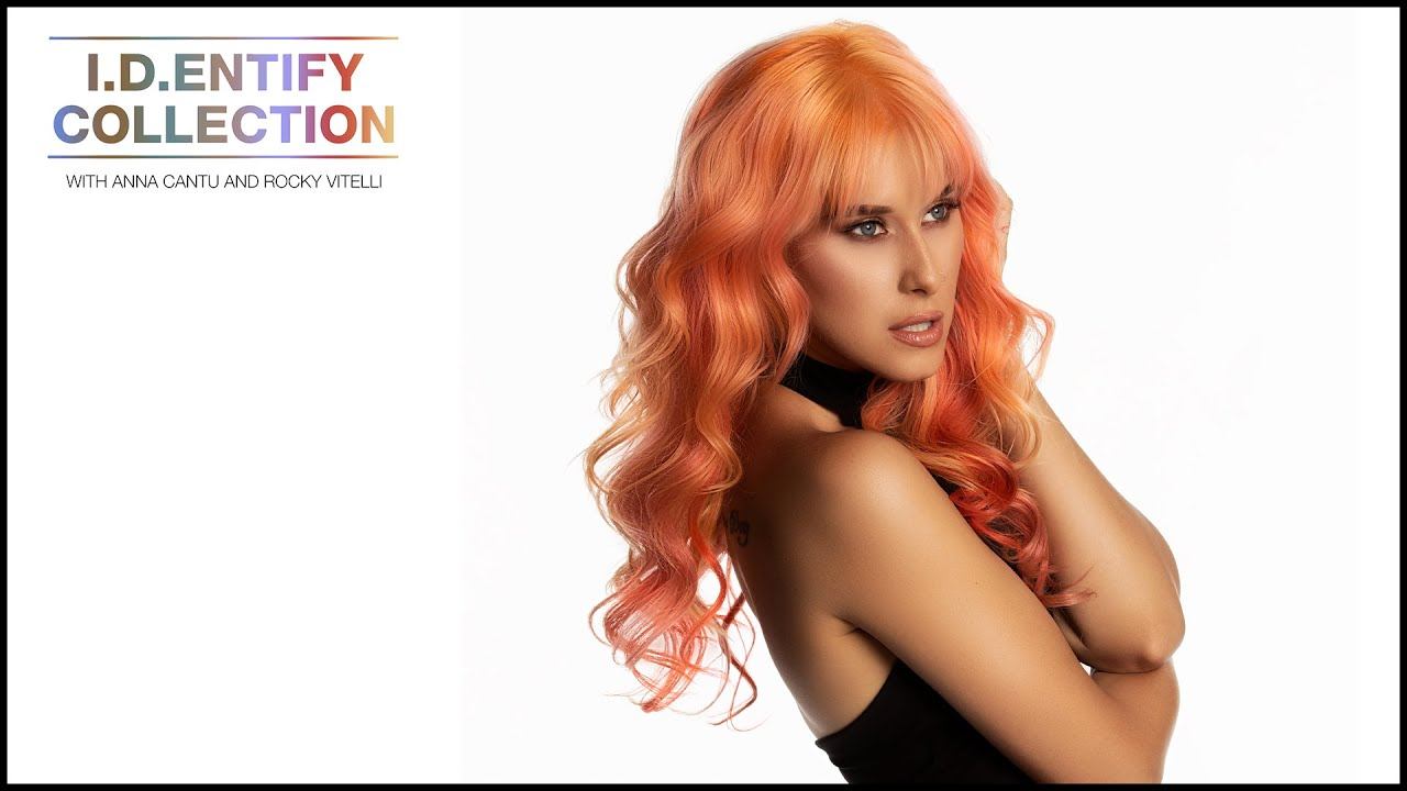 Peachy Orange: I.D.entify Collection