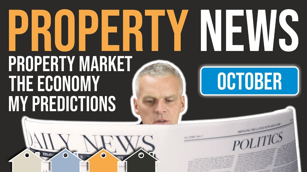 Property News - October 2020 - For UK Property Investors