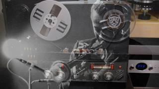 Refurbished Revox A77 1/4 track - 7 1/2ips • Miles Davis