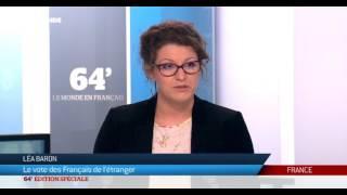 Vote des Français de l'étranger, présidentielle 2017
