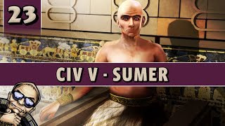 Civilization 5 VP - Let's Play Sumer [Modded] - Part 23