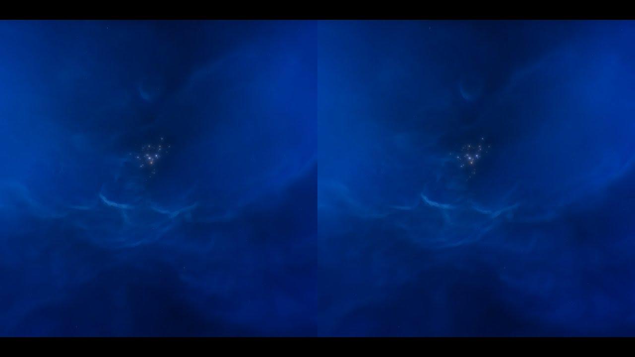 [VR] Cold Space / Холодный Космос
