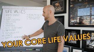 How To Determine Y๐ur Core Life Values