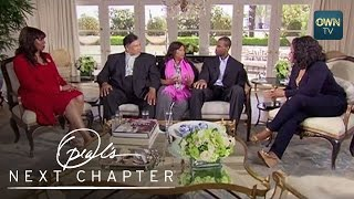 When NBA Player Jason Collins Came Out to His Parents | Oprah's Next Chapter | Oprah Winfrey Network