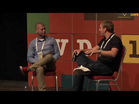 VDB16 - Envisioning the Future of South-East Europe's Tech Scene - Branko Milutinovic