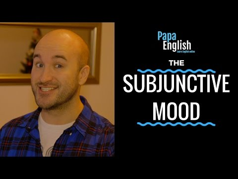 If I was...? If I were...? - Learn The Subjunctive Mood!