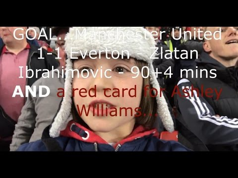 Manchester United v Everton - Premier League - Old Trafford - 04.04.2017