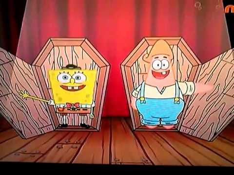Spongebob-Scemo io,scemo tu,scemi noi