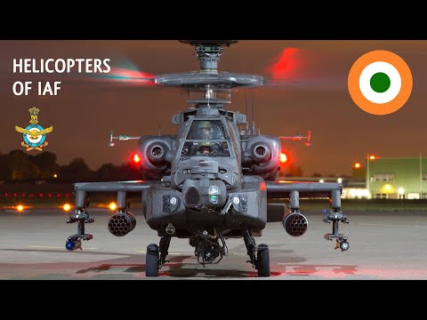 Helicopters Used By The Indian Air Force | List Of Choppers Used In Indian Air Force