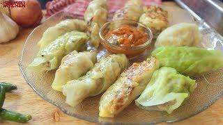 Keto Chicken Dumplings ( Chicken Momo/Dim Sum) | Keto Recipes | Headbanger