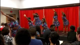 African Night Fyne Fyne Dansas #Ibadi #Tibwe #africanNight #PSquare