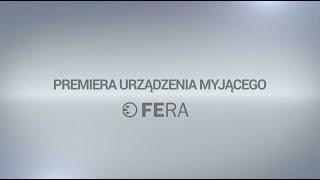 FERA Przemysłowa Maszyna Myjąca MTM