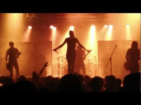 Memphis may fire, live, The Unfaithful , Montreal, 12-01-2012,  at La tulipe,