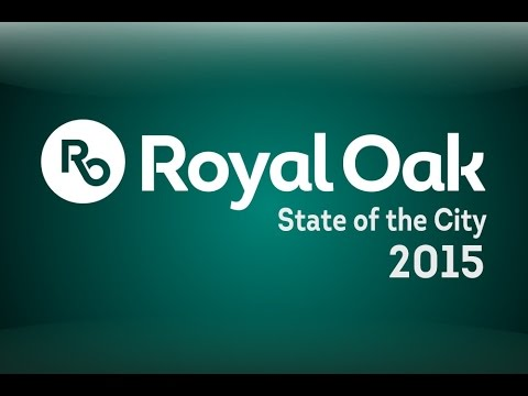 State of the City 2015,  Royal Oak _HD_