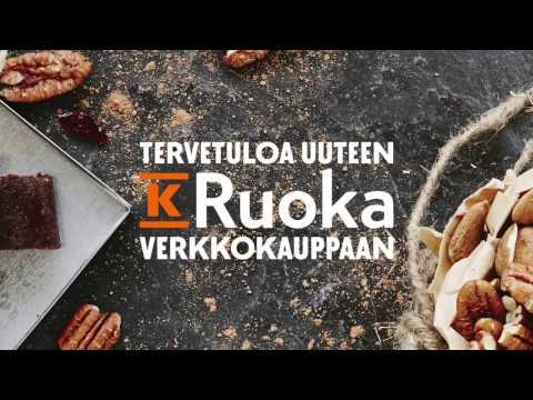 Näin tilaat ruokaa netistä - K-Ruoka.fi