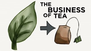 The business of tea: an interdisciplinary project in India