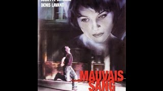 Mauvais Sang Trailer   Juliette Binoche 1986