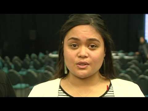 Youth voice heard in indigenous suicide prevention conference