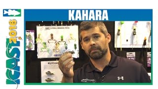 New Kahara Japan Baby Diving Frog with Matt Paino | ICAST 2016