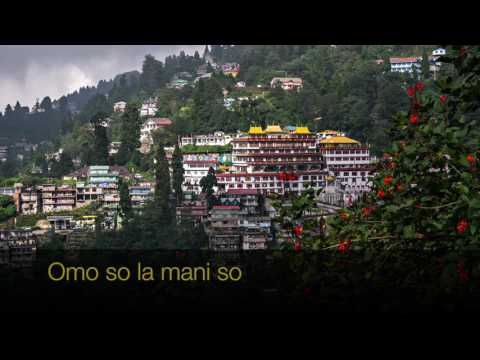 SHERPA KARAOKE Omo sungla mani with song