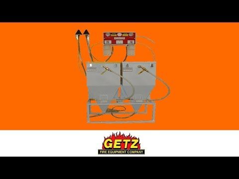 Getz Vacu-Fill System Operation And Maintenance