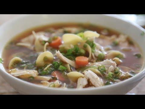 Get Chicken Noodle Soup | Byron Talbott Snapshots