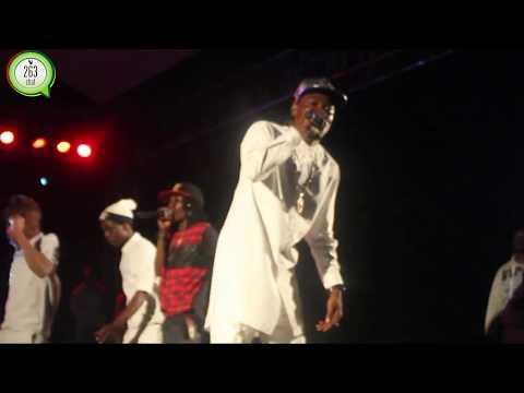 Soul Jah Love peforming at ZTA Bigtime Carnival Launch #263Chat