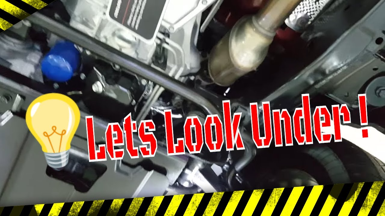 2016 Chevy Denali undercarriage - YouTube