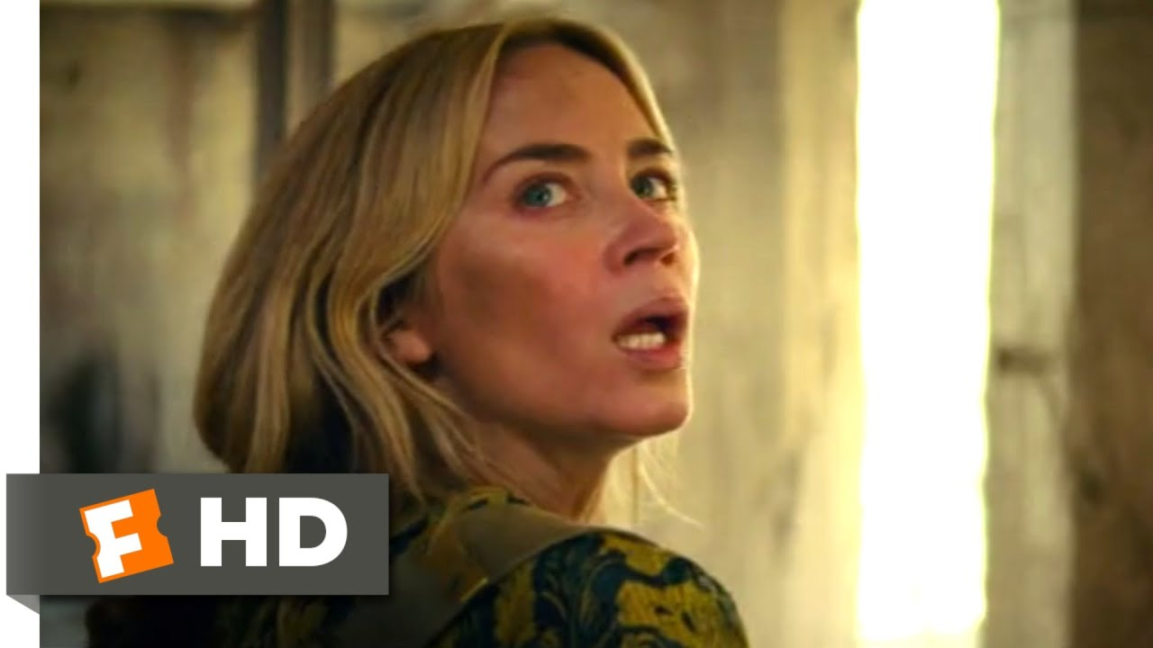 Download A Quiet Place Part II (2021) - The Factory Chase Scene (4/10) | Movieclips