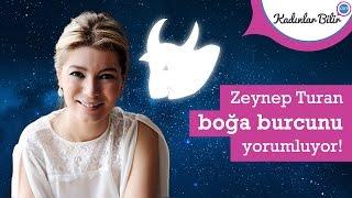 Zeynep Turan'dan Ocak ayı Boğa burcu yorumu