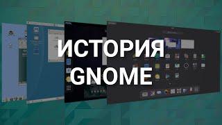 GNOME   История графической оболочки в Linux