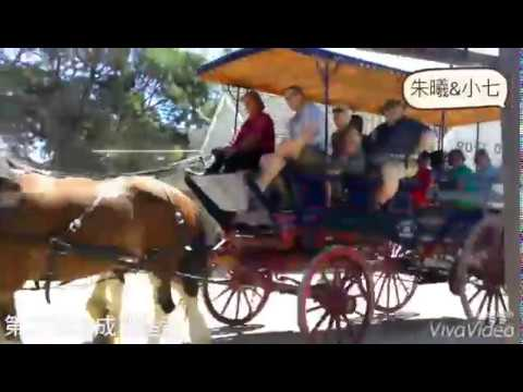 Australia :Sovereign Hill in Melbourne(part1 outdoor)