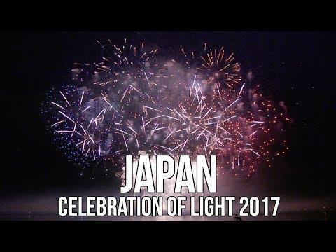 Team Japan - Celebration of Light Fireworks 2017