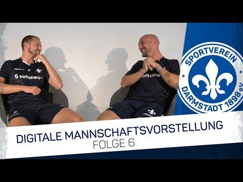 Darmstadt 98   Digitale Mannschaftsvorstellung Folge 6