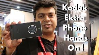 Kodak Ektra Phone, Expected India Price, Launch Date, Camera | Gadgets To Use